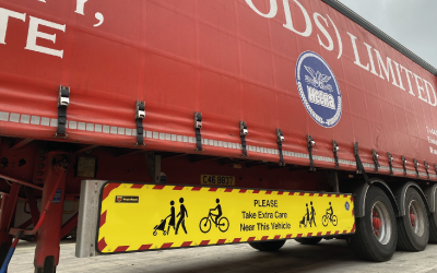 P&B Foods become latest UK transport company to adopt PeoplePanels®